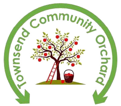 townsend community orchard logo