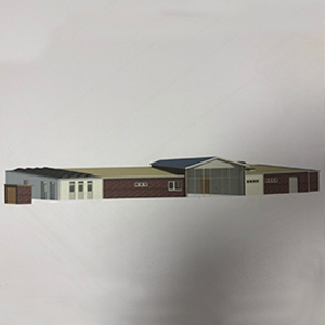new pavilion sketch for the airfield
