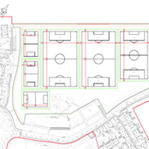 football pitch plans