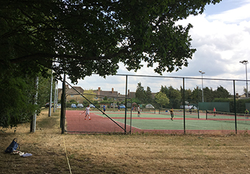 Woodways Recreation Ground