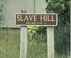 A new name for Slave Hill?