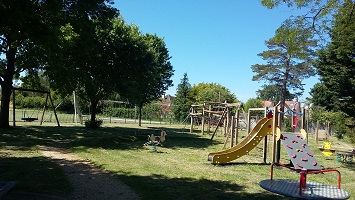 Playgrounds Re-open